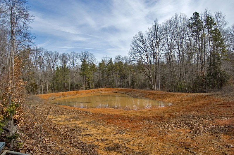 10 Acres and Mobile Home for Sale, Randolph County, NC