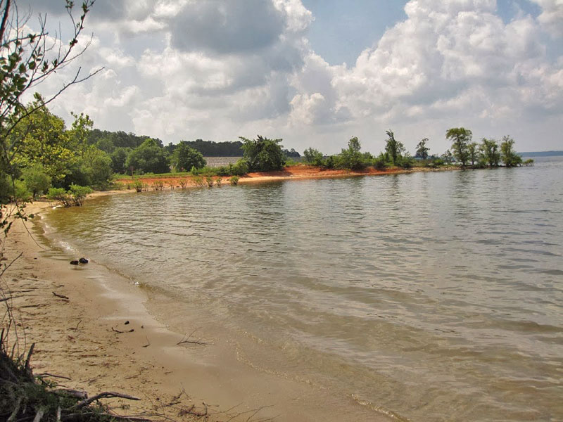 Lake gaston lot for sale for Lake gaston fishing